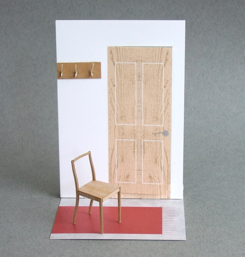 005 Plywood chair