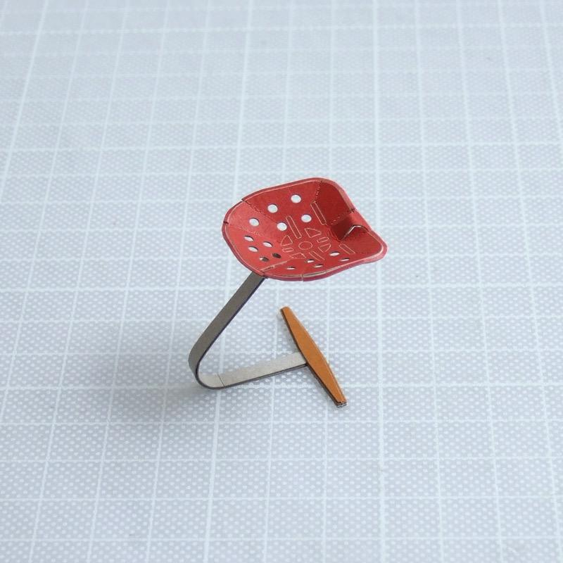 stool complete