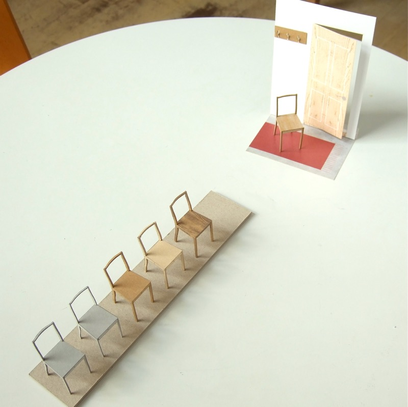 005 Plywood prototypes