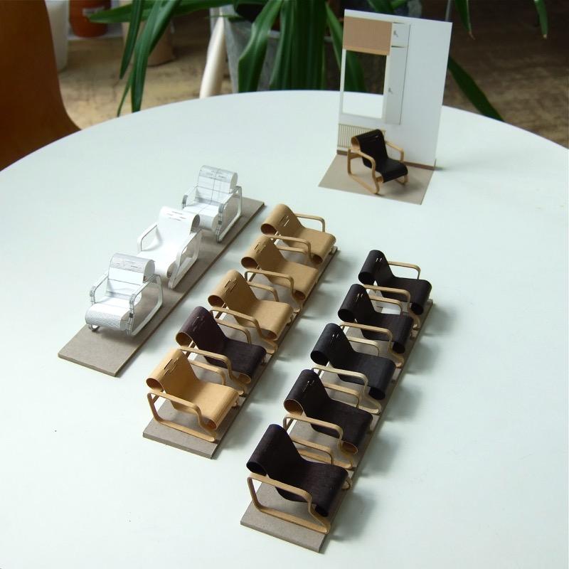 008 Paimio prototypes